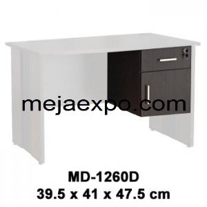 Meja Kantor Expo MD Series Laci Gantung MD 1260 D