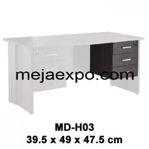 Meja Kantor Expo MD Series Laci Gantung MD H-03