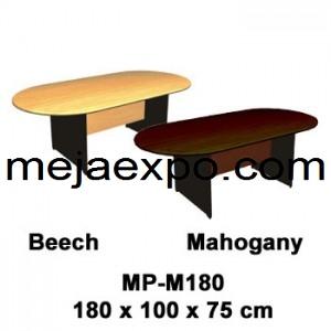 Meja Rapat Oval Expo MP M180