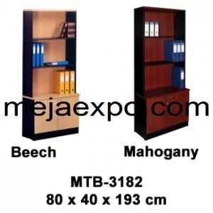 Rak Buku Expo MTB 3182