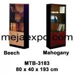 Rak Buku Expo MTB 3183
